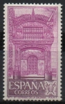 Stamps Europe - Spain -  Año Santo Compostelano (Catedral d´Santo Domingo d´la Calzada Logroño)