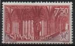 Sellos de Europa - España -  Año Santo Compostelano (Claustro d´Santamaria la Real Najera Logroño)