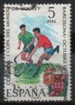 de Europa - España -  I Copa mundial d´Hockey
