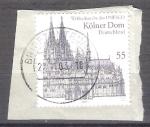 Sellos del Mundo : Europa : Alemania : Catedral de Colonia Y2157