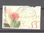 Sellos del Mundo : Europa : Alemania : Post!Rosa adhesivo Y2146A