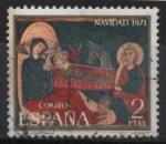 Sellos de Europa - España -  Navidad 1971