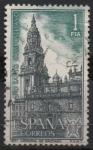 Stamps Spain -  Año Santo Compostelano (Catedral d´Santiago)