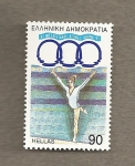 Stamps Europe - Greece -  Gimnasia rítmica