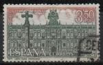 Stamps Spain -  Año Santo Compostelano (Hospital d´San Marcos)