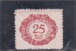 Stamps : Europe : Liechtenstein :  CIFRAS