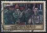 Stamps Spain -  Payasos