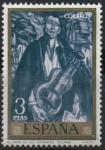 Stamps Spain -  El Ciego d´l´romances