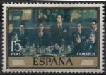 Stamps Spain -  La tertulia d´Pombo