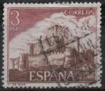 Sellos de Europa - España -  Castillos d´España (Biar Alicante )
