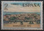 Stamps Spain -  Hispanidad Puerto Rico (Vistas d´San Juan d´Puerto Rico)