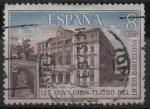 Stamps Spain -  125º aniversario d´Gran Teatro d´Liceo