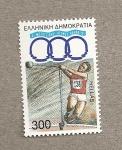 Stamps Greece -  Lanzamiento peso