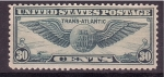 Stamps : America : United_States :  Correo aéreo trans-atlántico