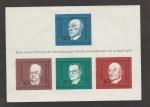 Sellos de Europa - Alemania -  R. Schuman