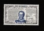 Sellos de Europa - Francia -  Edicto de Nantes por Enrique IV