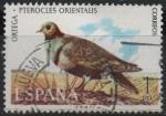 Stamps Spain -  Ortega