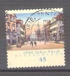 Sellos de Europa - Alemania -  Milenaria de Furth Y2405 adh