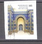 Sellos del Mundo : Europa : Alemania : RESERVADO CHALS Tesoros.Puerta Istar Y2798 adh