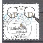Stamps Germany -  Coro de Trombones Y2882 RESERVADO CHALS