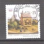 Sellos de Europa - Alemania -  Abadía de Lorsch Y2869 adh
