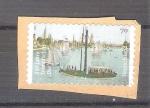 Sellos de Europa - Alemania -  RESERVADO CHALS 200 Aniversario del Barco Weser Y3067 adh