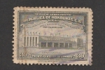 Stamps Honduras -  Estadio Nacional