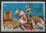 Sellos del Mundo : Europa : España :  Guardia Vieja d´Castilla