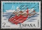 Sellos del Mundo : Europa : España :  VI Exposicion Mundial d´l´Pesca