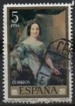 Sellos de Europa - España -  Isabel II