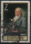 Stamps : Europe : Spain :  Goya