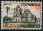 Stamps : Europe : Spain :  Hispanidad Nicaragua (Iglesia d´Subtiava)