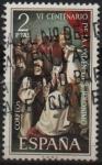 Sellos del Mundo : Europa : España : VI centenario d´l´orden d´ San Geronimo