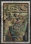 Stamps : Europe : Spain :  Navidad (Nacimiento)