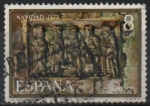 Stamps : Europe : Spain :  Navidad (Adoracion d´l´Reyes)