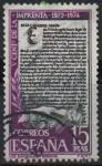 Stamps Spain -  V Centenario d´l´Imprenta (Los Sinodiales d´Aguilafuente)