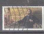 Stamps : Europe : Germany :  RESERVADO CHALS Fundación del Premio Nobel Y1660