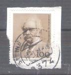 Sellos de Europa - Alemania -  RESERVADO CHALS Werner von Siemens Y1474