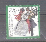 Sellos de Europa - Alemania -  Pro Beneficencia-Bailes Tradicionales  Y1592