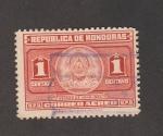 Stamps Honduras -  Escudo de Honduras