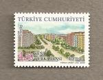Stamps Turkey -  Paisajes de Turquía