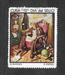 sello : America : Cuba : 1332 - Día del Sello