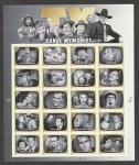 Stamps United States -  Perry Mason