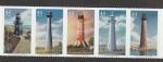 Stamps United States -  Faro Fort Jefferson, Florida