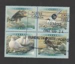 Sellos de America - Canadá -  Aguila real