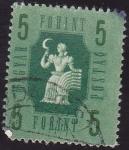 Stamps Hungary -  853 - Simbolo de la Agricultura