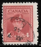 Sellos de America - Canadá -  Canadá