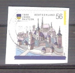 Sellos de Europa - Alemania -  RESERVADO JAVIVI Milenario de Bautzen Y2064 adh