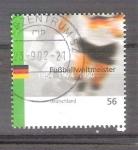 Stamps Germany -  Campeones del Mundo de Futbol Y2087