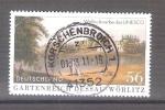 Sellos de Europa - Alemania -  UNESCO PARQUE DEASSAU WORLITZ Y 2081